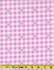 SPX Fabrics 100% Cotton Flannel quilting craft Fabric Raggedy Anne Andy