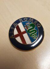 ALFA ROMEO stemma anteriore cofano posteriore Boot EMBLEMA ORIGINALE MITO 147 156 159 166 GTV