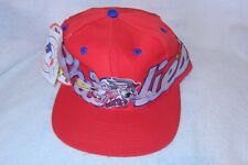 Vintage Looney Tunes Philadelphia Phillies Snapback Hat
