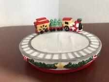 Pfaltzgraff Christmas Heritage Train Soap Dish