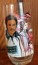 Lando Calrissian ~ Empire Strikes Back Promo Glass Burger King Coca Cola 1980