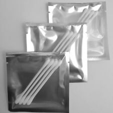 100 Foil Packs Hotel Guest Travel Size Hospitality Vanity Kit; 4 Cotton buds /pk
