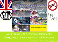 Vanguard Princess Director's Cut Complete Steam key NO VPN Region Free UK Seller