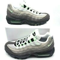Nike Mens Air Max 95 Running Shoes Gray CD7495-101 Lace Up Low Top 8 M New