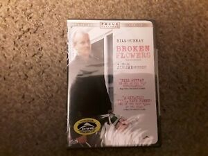 Broken Flowers (DVD, 2005, Region 1, Bill Murray) New Sealed Freepost