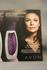 Avon Anew Platinum Serum Lot of 9 Samples Blister Cards NEW NOS