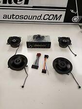 Mercedes Benz 1986-1989 124 TE Wagon Upgrade Bluetooth/AUX Sound System