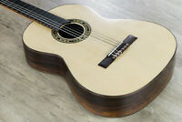 Kremona Guitars Rosa Morena Classical Flamenco Acoustic Guitar, Natural