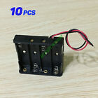 Storage Holder Connector Box for 4S 3.7V 14500 AA 1.5V R6P Battery 10 50PC