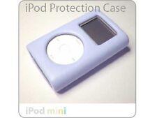 Mini iPod Click Wheel Deluxe HARD BLUE LEATHER Case SALES!!@@@@@@@@