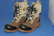 Prime Boots logger stiefel gr. 37 explora  leder handmade  wüstenkorps nachbau