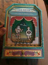 Vintage Music Box Dancer Theater B-548-053 Japan Tested Works