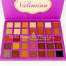 Beauty Creations Valentina Eyeshadow Palette Shades Highly Pigmented Color
