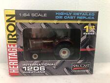SpecCast  Heritage Iron International 1206 Wheatland 1:64 Scale