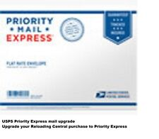 USPS Priority Mail EXPRESS upgrade for Reloading Central purchases only