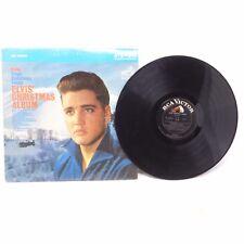 Elvis Presley Elvis' Christmas Album LP USED LSP-1951(e)