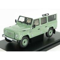 Almost Real Land Rover Defender 110 Heritage Edition 2015 Green White - 1:43