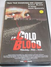 In Cold Blood - VHS/Thriller/Scott Glenn/VPS 4244/FSK 18