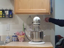 KITCHENAID MIXER ATTACHMENT HOLDER (STORAGE RACK) , by MIXERMAID