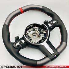 TAUSCH Tuning  Lenkrad BMW F20 F21 F22 F30 F31 F33 F34 Neu Leder- SMG