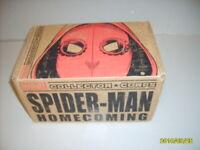 SPIDERMAN Funko POP Marvel Collector Corps Box COMIC FIGURE SHIRT PIN HOMECOMING