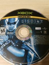 The Chronicles of Riddick: Escape from Butcher Bay (Xbox) Disc Only Tested Fast!