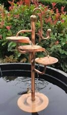 Copper Water feature with pump