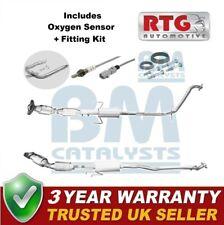 Approved Catalytic Converter + Oxygen Sensor for Toyota Prius 1.8 Hybrid 2009-16