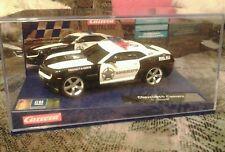 Carrera Digital 132 30756 CHEVROLET CAMARO SHERIFF OVP