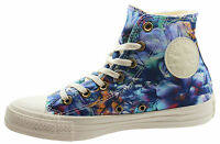 Converse Chuck Taylor All Star Womens Hi Top Trainers Flowers 547303C P1