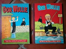 Our Wullie Annuals 1979 1981