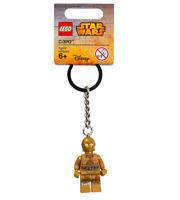 YRTS Lego 853471 Llavero C-3PO Star Wars ¡New! minifigures minifigura