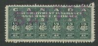 CANADA REVENUE FU19 USED F/VF (.01)