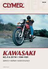 CLYMER REPAIR MANUAL Fits: Kawasaki ZX750 GPZ,ZX750E Turbo GPz750,KZ750H LTD 4cy