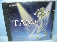 TANGO IN BLUE, Farley/Telleria, Barcelona SO & Catalonia NO/Serebrier, BIS, New