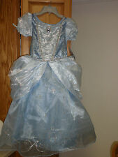 Disney Store Cinderella Costume for Girls NEW 4 Princess