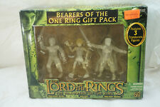 LORD OF THE RINGS TOYBIZ BEARERS ONE RING PACK 3 ACTION FIGURES NEW MIB LOTR