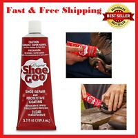 SHOE GOO Shoe Skate Repair Glue 3.7oz CLEAR Adhesive Protective Coating Craft!!!