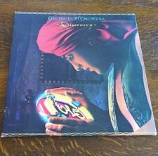 "Vinyl Album Electric Light Orchestra Discovery Records LP 12"" Music 33 RPM Rock"