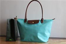 Enjoy Cheap Portable Longchamp Le Pliage Hobo Bags Lagoon