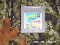 Tetris Attack (Nintendo Game Boy, 1996) GB w/ Instruction Manual