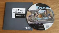 Tacx Trainer Software TTS 4 Advanced DVD - NEW NEVER USED