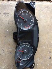 2014 AUDI A4 B8 1800 Petrol Speedometer Clocks Instrument Cluster 8K0920983E 34k
