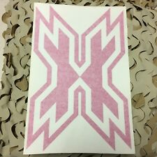 New Hk Army Paintball 14 x 9 Inch Car Sticker - Pink
