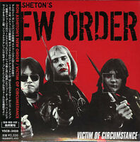 RON ASHETON'S NEW ORDER-VICTIM OF CIRCUMSTANCE-JAPAN MINI LP CD F30