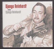 CD DJANDO REINHARDT PLAYS DJANDO REINHARDT coffret sauf CD 2