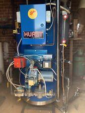 Hurst 20HP Steam Boiler 2001 Model