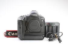 Canon EOS 1Dx Body + 602 Tsd. Auslösungen + Gut (223418)