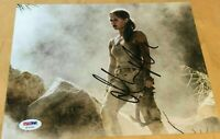 "Alicia Vikander Signed Autographed ""Tomb Raider"" 8x10 Movie Photo PSA/DNA"