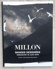 Catalogue vente Millon juin 2016 140 pages couleurs